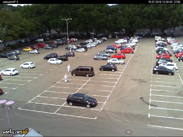 Aktuelles Bild von Firmenlauf-Webcam